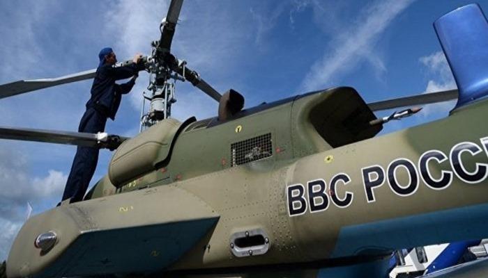 Rusya'dan Türkiye'ye 'ortak helikopter' teklifi