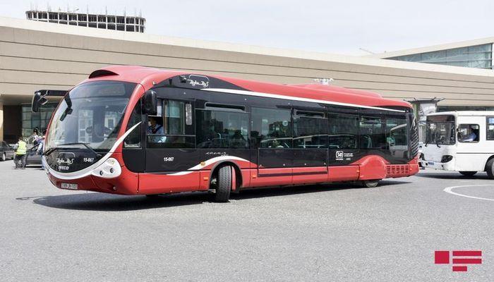 С сегодняшнего дня до 17 августа в 13 городах и районах Азербайджана общественный транспорт работать не будет
