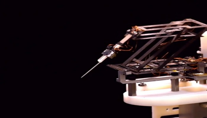 Sadece tenis topu kadar: RCM minik cerrahi robotu doktorların en büyük yardımcısı olabilir!