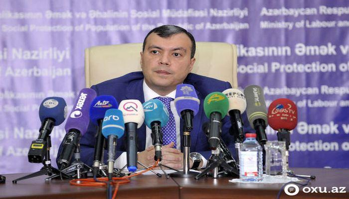 Sahil Babayev qeyri-formal məşğulluğun leqallaşdırılmasından danışdı