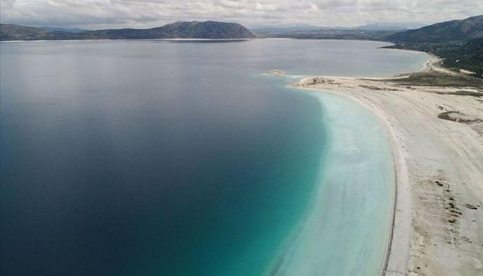 Salda Gölü'nün suyunun içilebilir kalitede olduğu bildirildi
