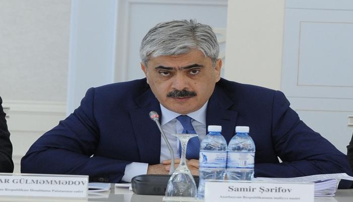 Samir Şərifov rayon maliyyə idarələrini ləğv etdi