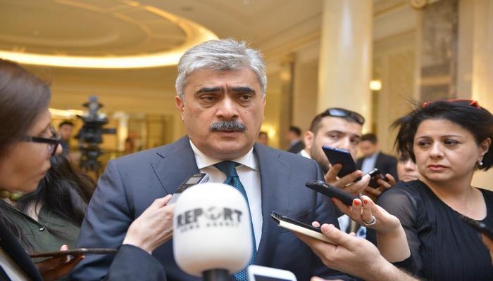 Самир Шарифов: ВВП еще больше сократится
