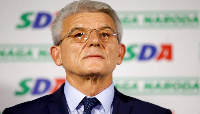 Şefik Caferoviç Prezident İlham Əliyevə başsağlığı verib