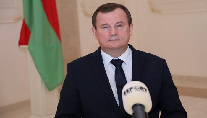 """Səfir: """"Belarus azad edilmiş ərazilərin bərpasında iştirak etməyə hazırdır"""""""