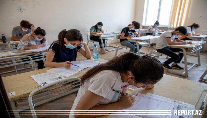 Сегодня более 14 тыс. школьников сдадут выпускной экзамен