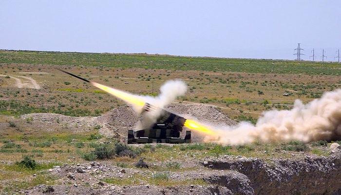 Сегодня утром ВС Армении вновь подвергли обстрелу села Товузского района