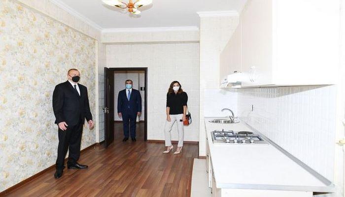 Şəhid ailələri və müharibə əlillərinin mənzillə təminat proqramı ildən-ilə gücləndirilir