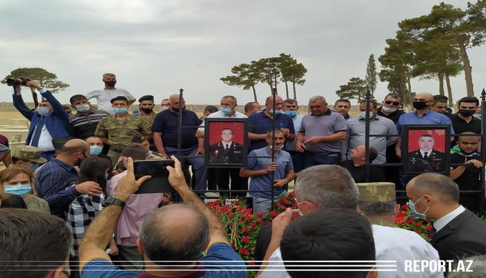 Şəhid general-mayor Polad Həşimovun büstü hazırlanıb