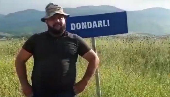 Şəhid operator Sirac Abışovun doğulduğu kəndi 28 il sonra gördüyü anlar