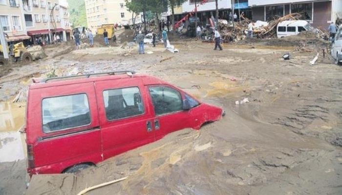 Sel mağdurlarının vergi borçlarına faizsiz 24 ay taksit