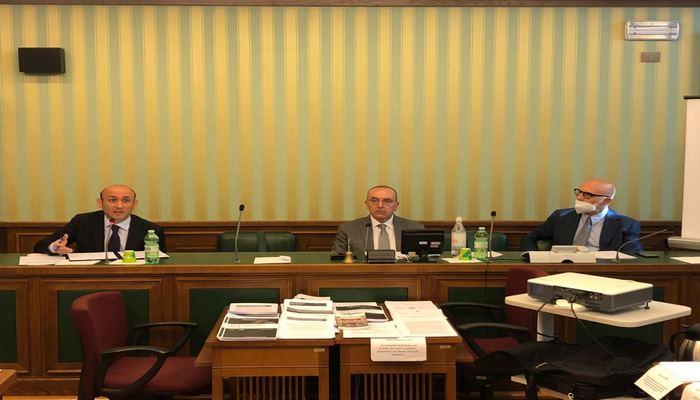 Сенат Италии провел слушания  по вопросу последних провокаций Армении против Азербайджана