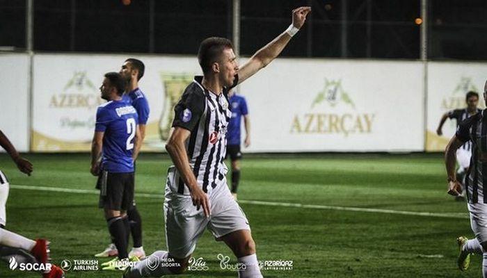 """Serbiyalı futbolçu: """"Biz """"Qarabağ""""dan daha istəkli idik"""""""