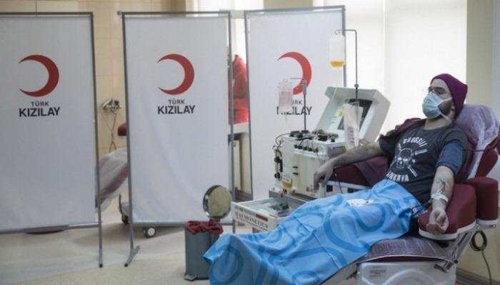 Sıcak havanın etkisiyle kan bağışlarında azalma