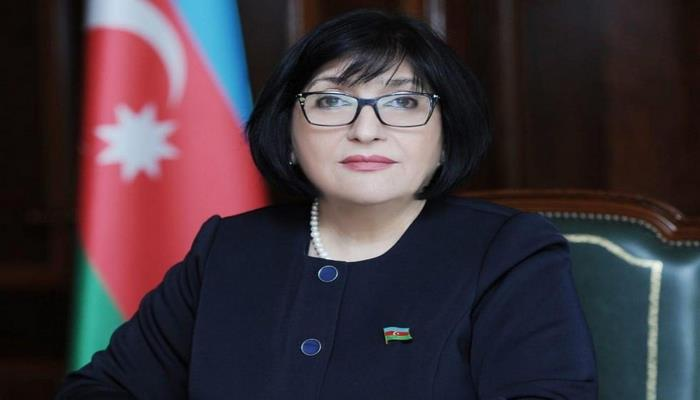 Şimali Kiprin parlamentinin sədri Sahibə Qafarovaya zəng edib