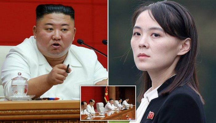 Şimali Koreya lideri komaya düşüb: bacısı ölkəyə nəzarəti ələ alır