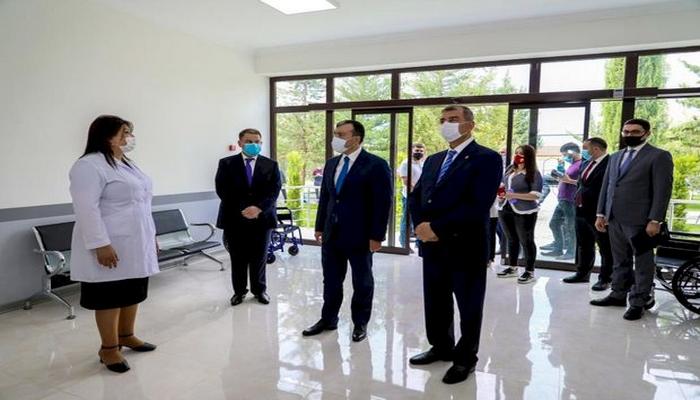 Şirvan şəhərində müasir Reabilitasiya Mərkəzi açıldı