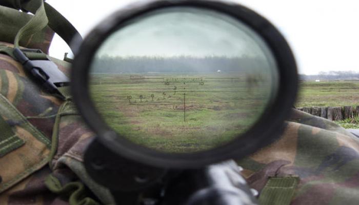 ВС Армении продолжают обстрел азербайджанских позиций из крупнокалиберных  пулеметов и снайперских винтовок