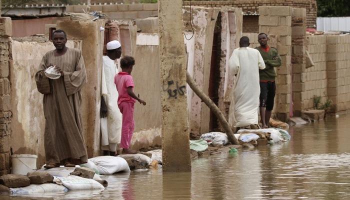 Sudan'da sel felaketi: Acil durum ilan edildi