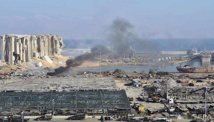 Супруга посла Нидерландов в Ливане стала жертвой взрыва в Бейруте