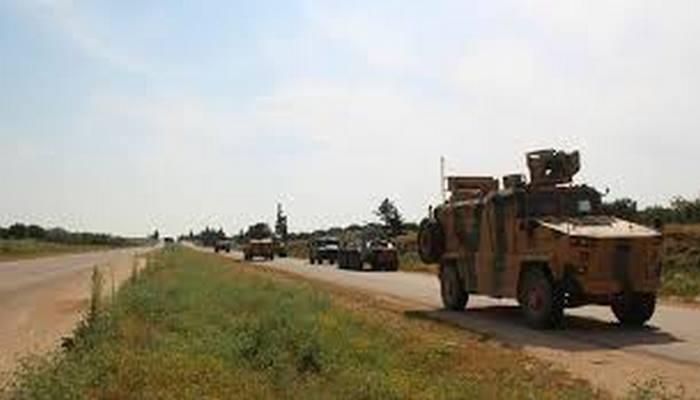 Suriye, Rusya, Türkiye, ortak devriyeRusya ve Türkiye'den Suriye'de bir ortak devriye daha