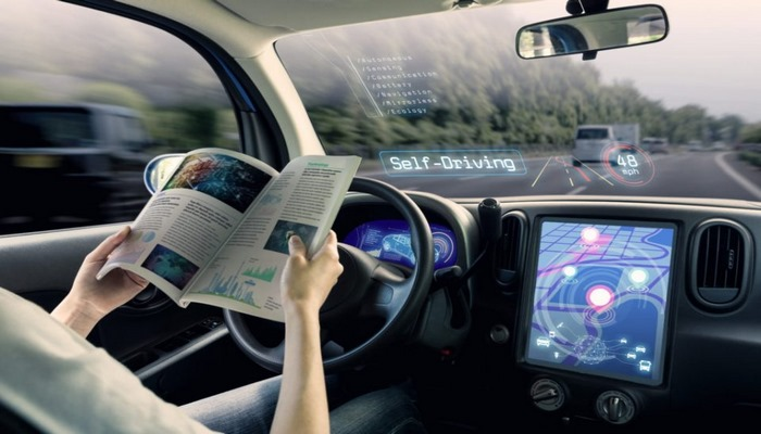 Sürücüsüz Otomobillerin Geleceği