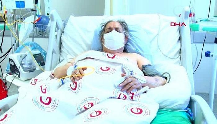 Taziye evinde koronavirüse yakalandı, yoğun bakımdan uyardı