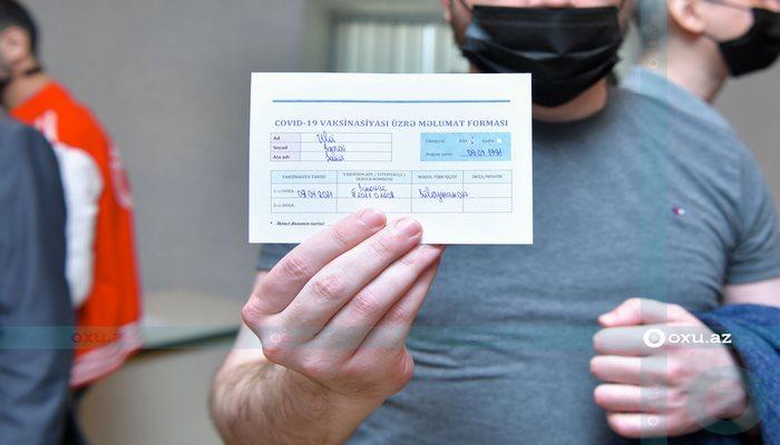 TƏBİB rəsmisindən saxta pasport AÇIQLAMASI