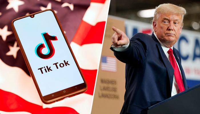 """TikTok-dan Trump-a cavab: """"Hər yola baş vuracağıq"""""""