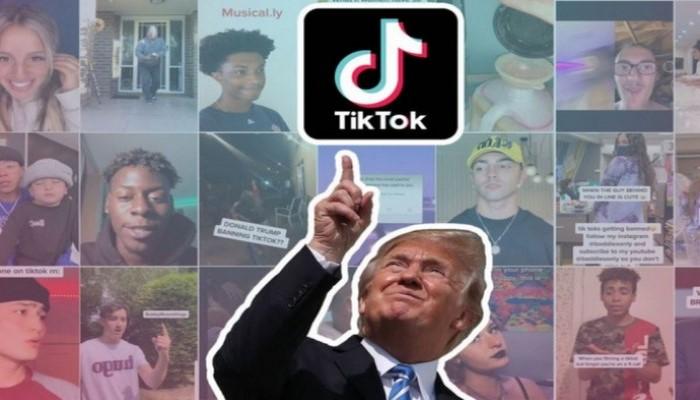 """""""TikTok"""" Trampı məhkəmə ilə hədələdi"""