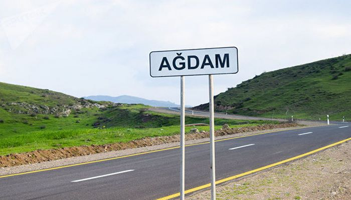 Tovuzun Ağdam kəndində son vəziyyət