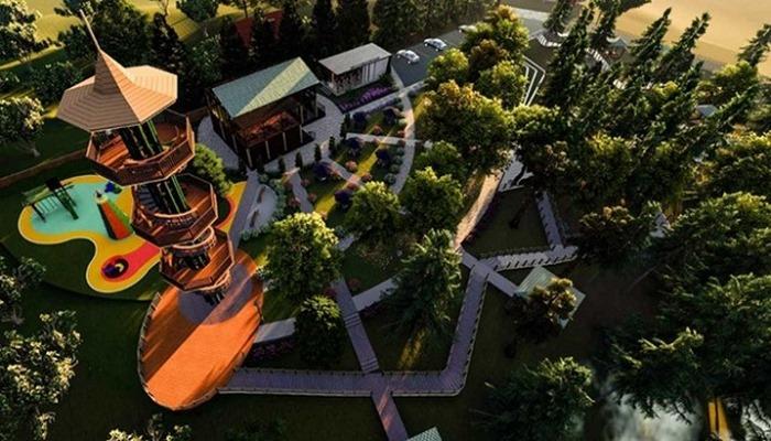 Trabzon'da seyir kuleli park yapılacak
