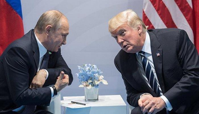 """Трамп назвал """"очень продуктивным"""" разговор с Путиным"""