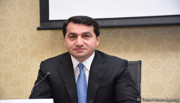 Хикмет Гаджиев: Руководство Армении в присущей большевикам форме пытается создать военные отряды