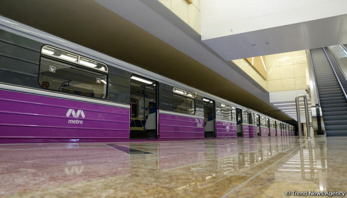 Прекращены пассажироперевозки в Бакинском метрополитене до 20-го июля