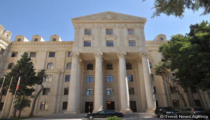 МИД: Азербайджан поддерживает  суверенитет и  территориальную целостность Украины
