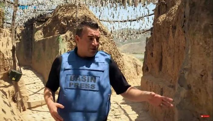 """""""TRT World"""" Tovuz döyüşləri haqqında reportaj hazırladı"""