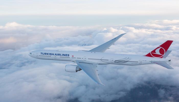 """""""Турецкие авиалинии"""" будут летать в Баку 4 раза в неделю"""
