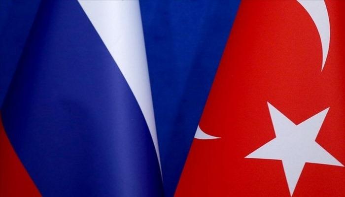 Türk heyeti Rusya'ya gitti