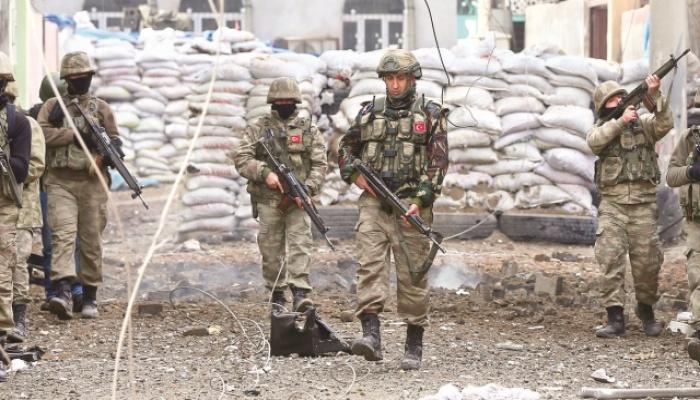 Турецкий военный погиб в ходе антитеррористической операции