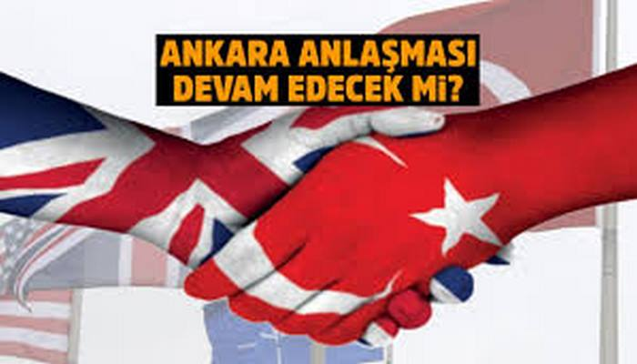 Türkiye ile İngiltere arasında dev anlaşma