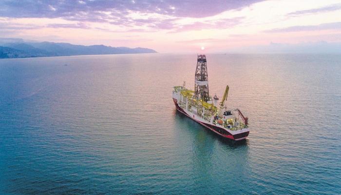 """""""Türkiye Karadeniz'de önemli enerji kaynakları keşfetti"""""""