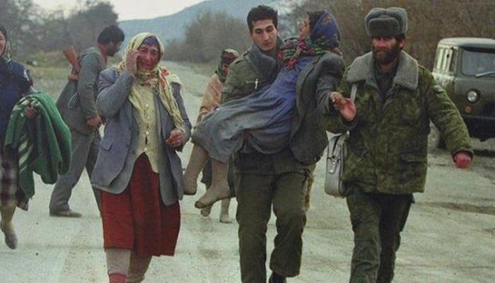 Türkiyə Milli Müdafiə Nazirliyindən Xocalı soyqırımının görüntüləri ilə Ermənistana reaksiya