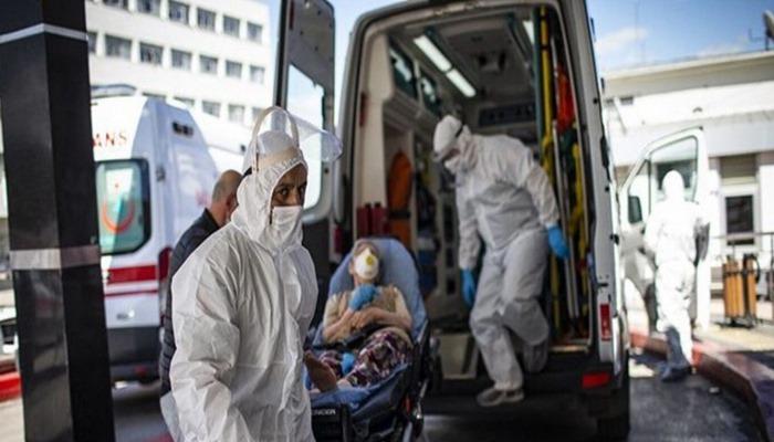 Türkiye'de koronavirüs: Bir günde 55 can kaybı 1673 vaka