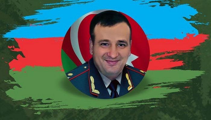 Türkiyədə küçələrin birinə general Polad Həşimovun adı veriləcək