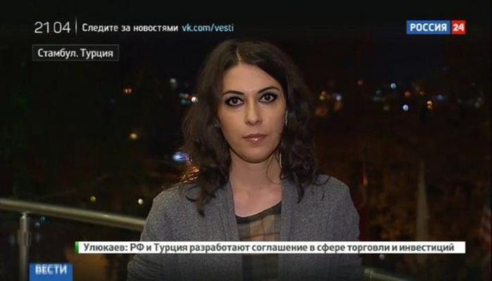 Türkiyədə rusiyalı jurnalistlərlə birlikdə azərbaycanlı da saxlanıldı
