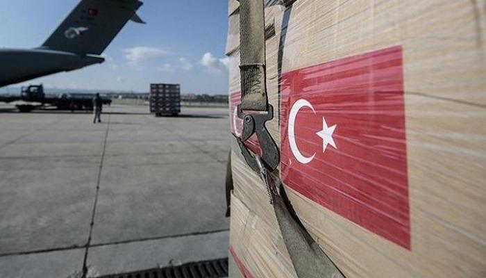 Türkiye'den Zambiya'ya maske desteği