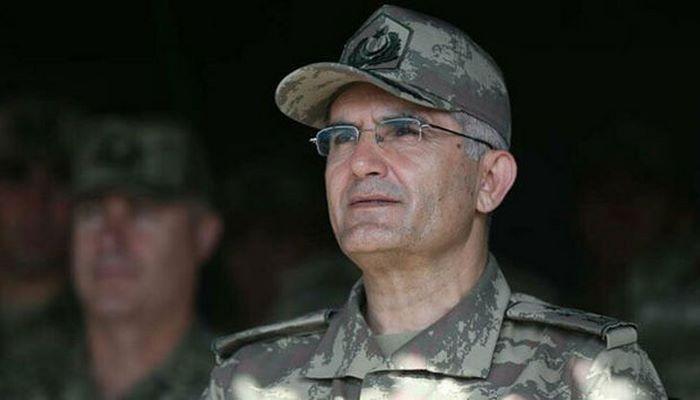 Türkiyəli general İdlibdə hərbi vəzifəsini icra edərkən dünyasını dəyişdi