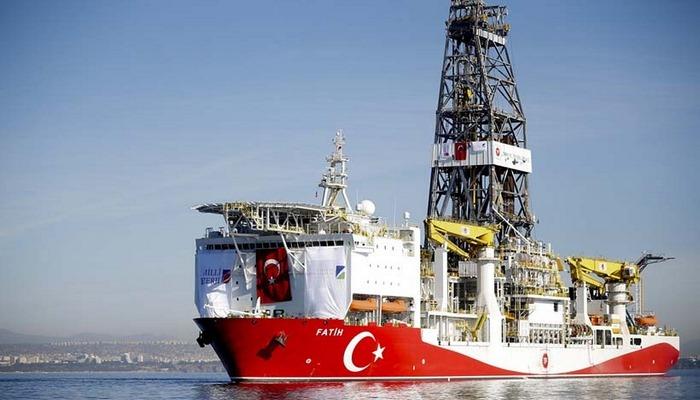 Türkiye'nin doğal gaz keşfi dış basında geniş yer buldu