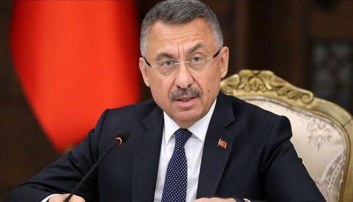 """Türkiyənin vitse-prezidenti: """"Ermənistanın alçaq hücumunu lənətləyirik"""""""